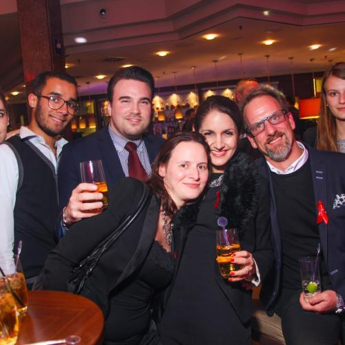Charity After Work am 2. Dezember 2015