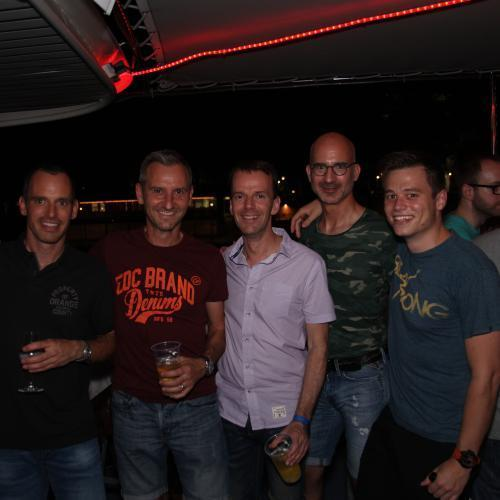 FVV Bootparty am 26. August 2016