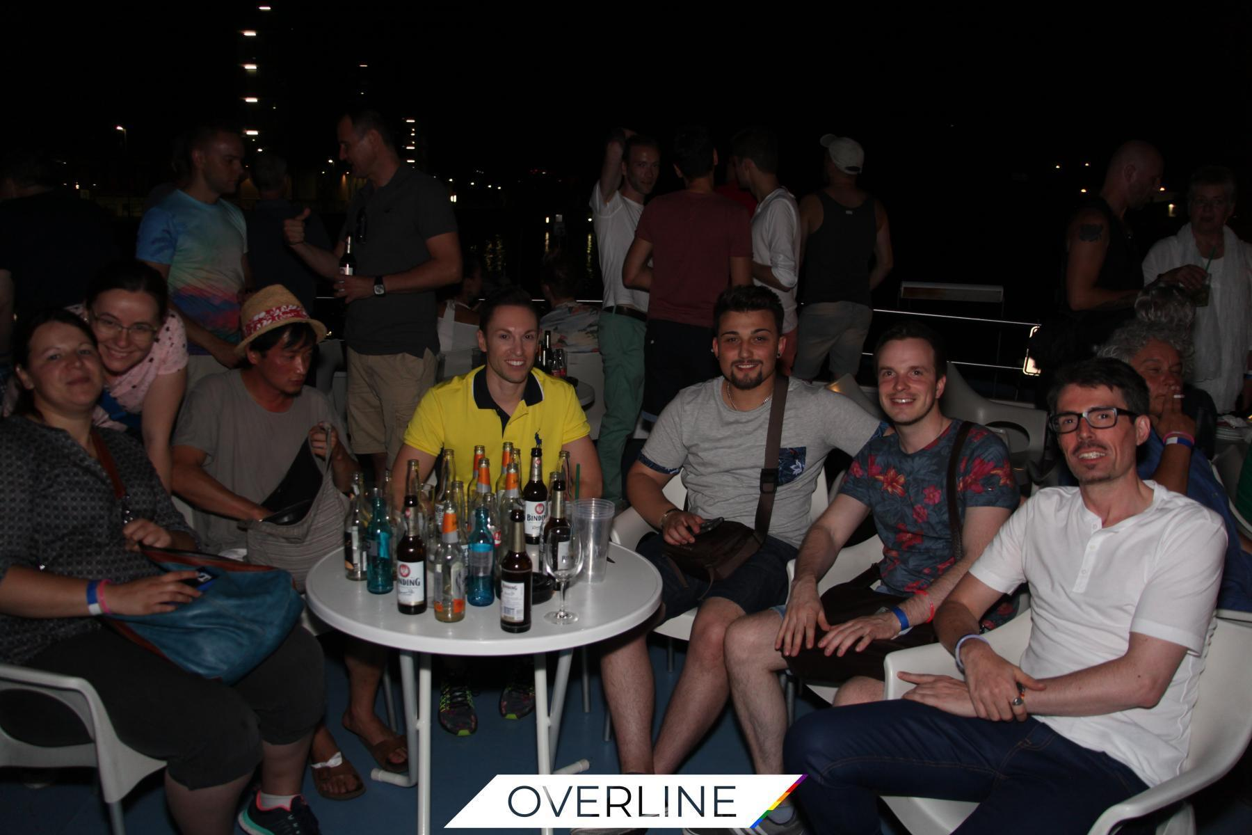 FVV Bootparty 26.8.2016